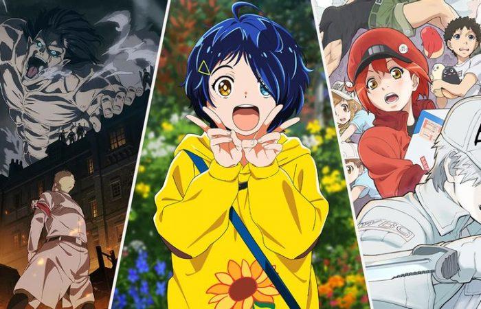 Beberapa Anime Terbaik di Musim Dingin Saat Ini
